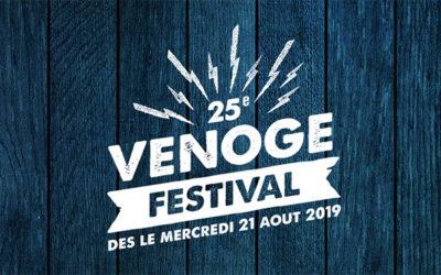 Venoge festival en VIP et billets pour Langnau